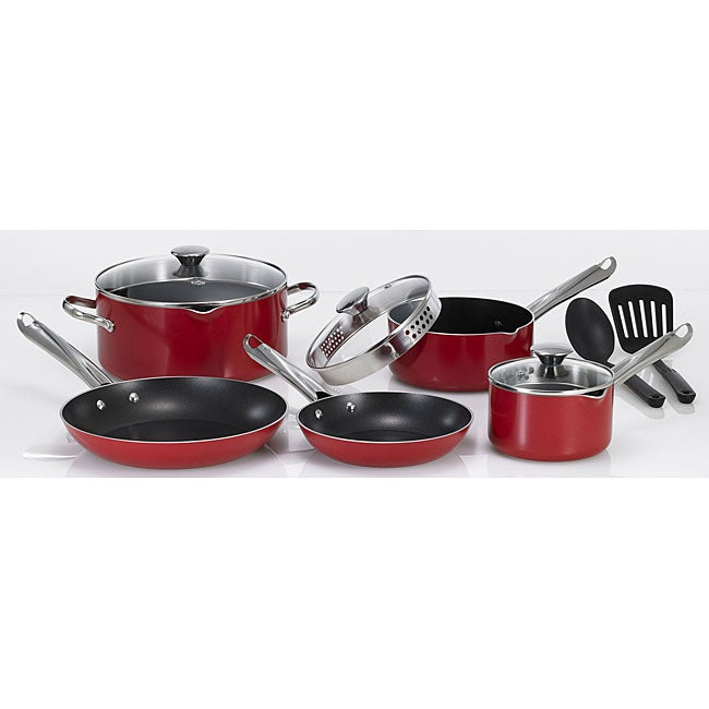 T-Fal WearEver Cook and Strain, Cookware Set