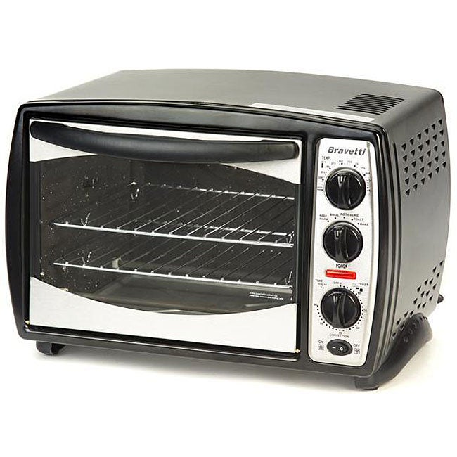 Euro Pro Bravetti 6 Slice Toaster Oven Free Shipping Today 4141591