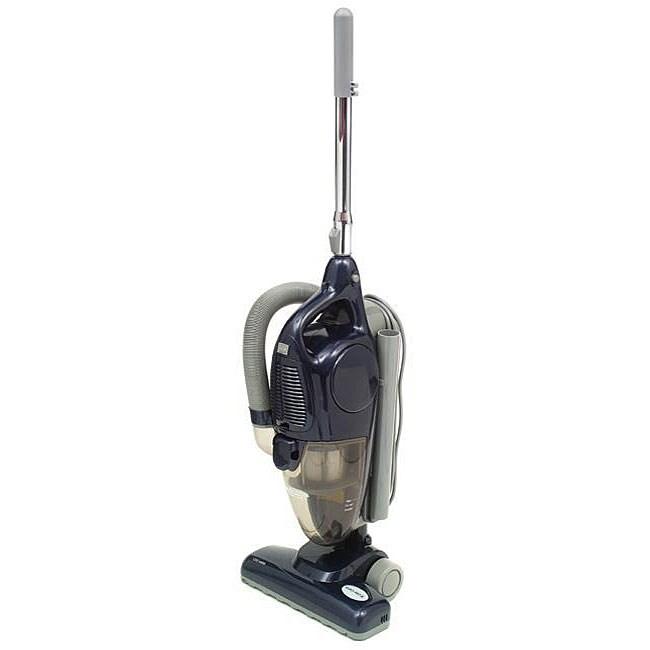 Shop Euro Pro 1200 Watt Bagless Stick Vac Refurbished