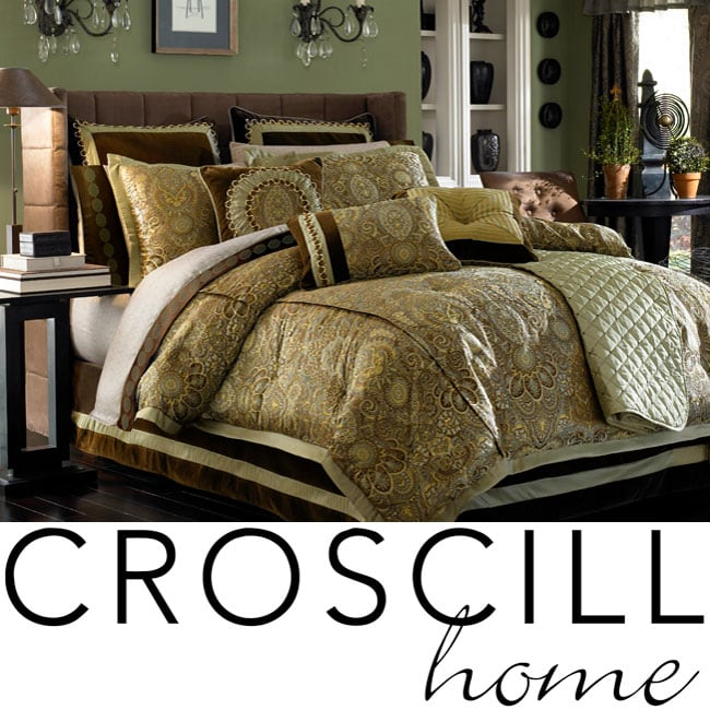 Croscill Ashwin Luxury 4-piece Comforter Set