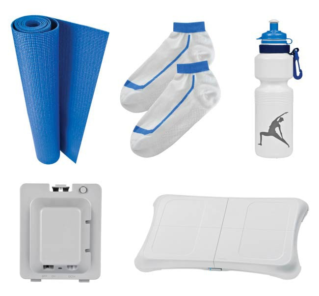 5 in 1 Fresh Kit for Wii Fit