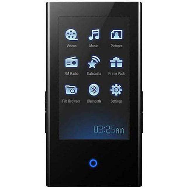 shop samsung 8gb bluetooth touchscreen mp3 player. Black Bedroom Furniture Sets. Home Design Ideas
