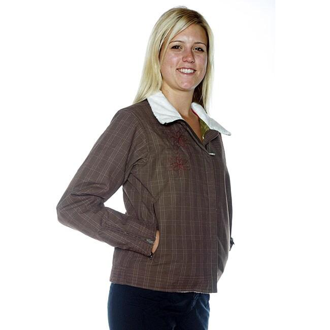 Mountain Hardwear Womens Crystallized Commotion Jacket