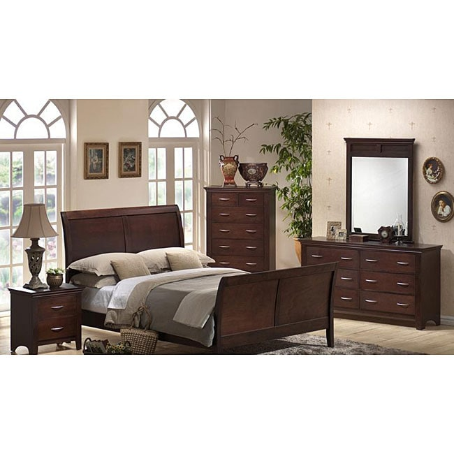 cuba bliss 5 piece queen bedroom collection free