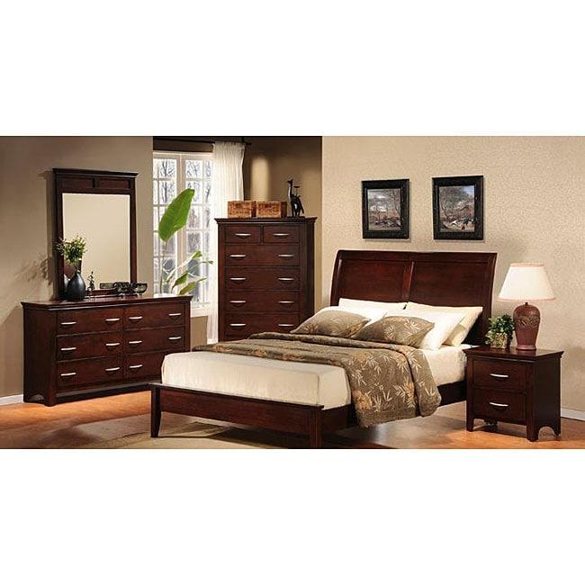 Elise County 5-piece Queen Bedroom Collection