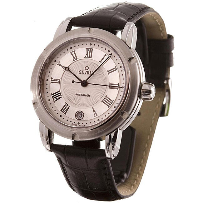 Gevril first generation limited edition men 39 s watch free shipping today 12156415 for Gevril watches