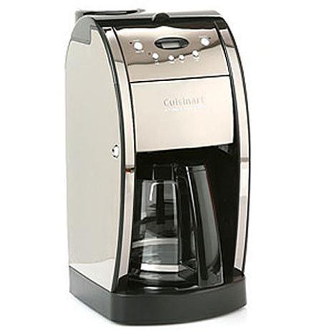 Cuisinart Grind And Brew Coffee Maker White : Cuisinart Grind and Brew Coffee Maker - Free Shipping Today - Overstock.com - 12156416