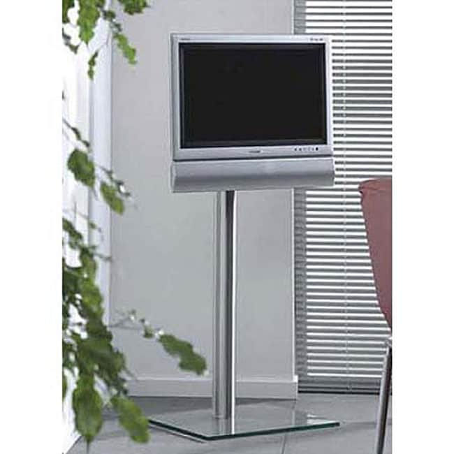 Free-standing Glass Stand for 15- to 30-inch LCD TV