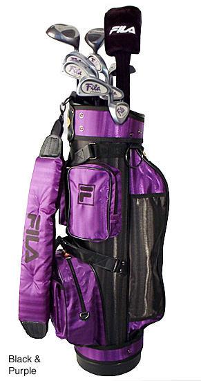 e963c21be3 Shop Fila Ladies  RH  Milano  Golf Club and Bag Set - Free Shipping ...