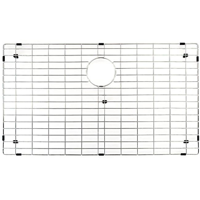 VIGO Kitchen Sink Bottom Grid 30-in. x 17-in.