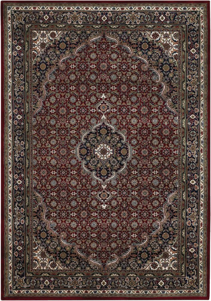 Hand-knotted Mandara Wool Rug (9' x 13')