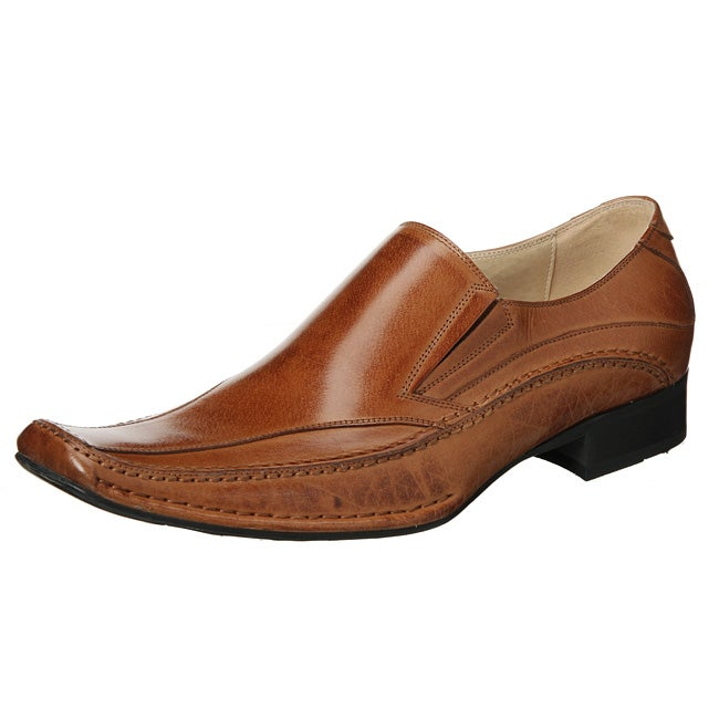 Steve Madden Men's 'Bigg' Slip-on Loafers - Thumbnail 0