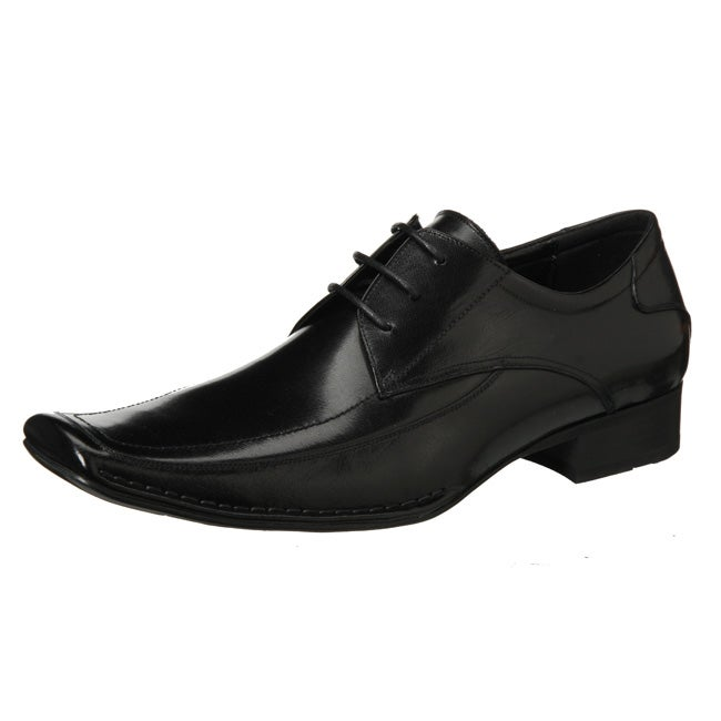 Steve Madden Men's 'Buff' Oxfords - Thumbnail 0