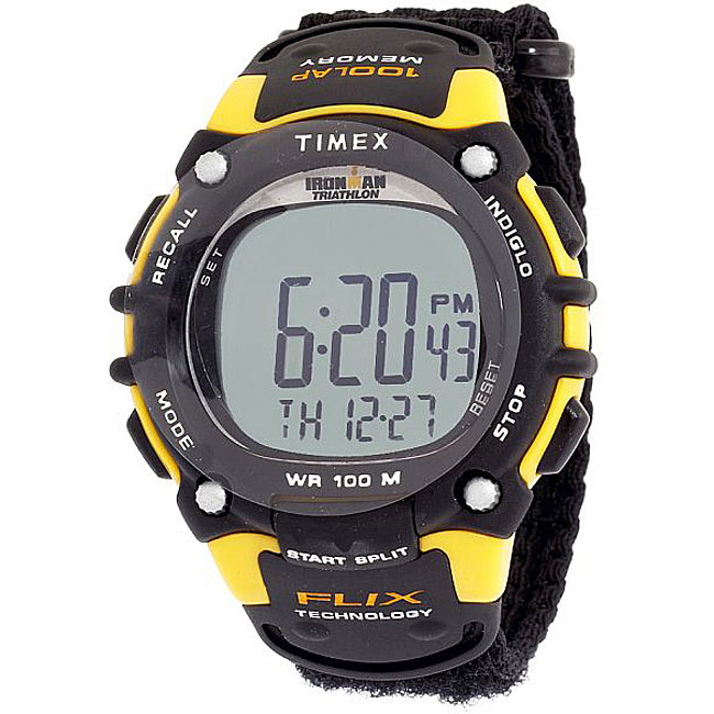 Timex Ironman Triathlon 10 Lap Watch Manual