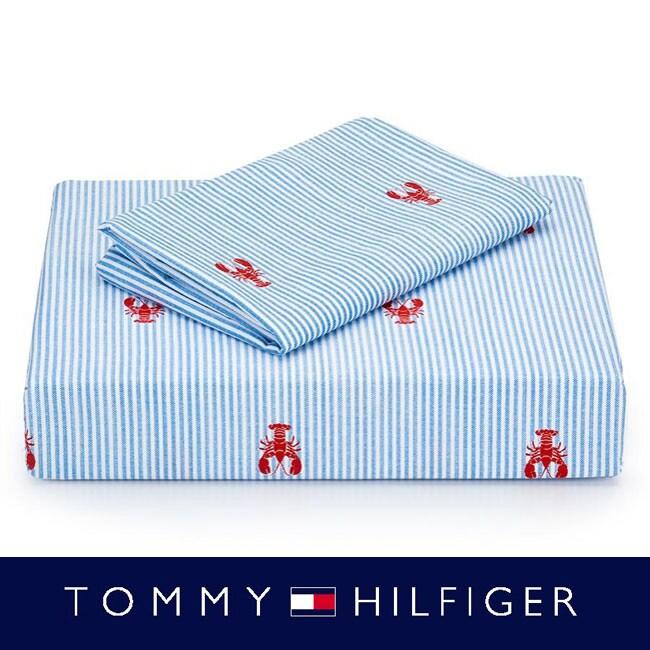 Tommy Hilfiger 200 Thread Count 'Aaron' 4-piece Sheet Set