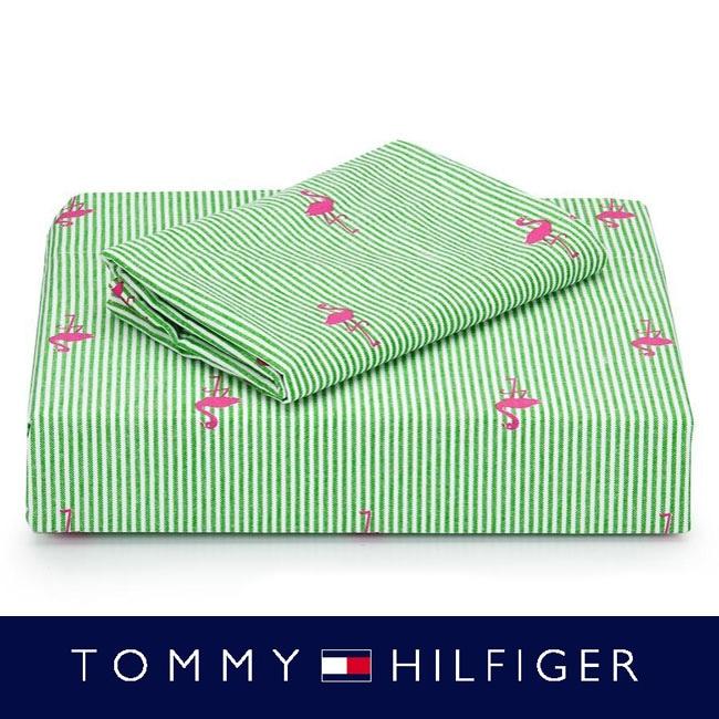 Tommy Hilfiger 200 Thread Count 'Christina' 4-piece Printed Sheet Set