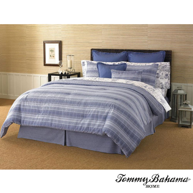 Tommy Bahama 'Little Harbour' 4-piece Comforter Set