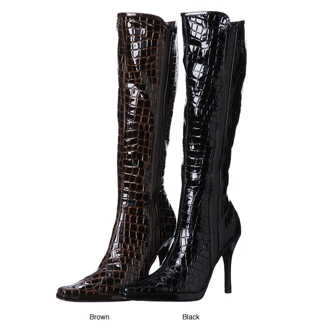 7091de1acdf Shop CL by Laundry Women s  Flashlight  Boots - Free Shipping On Orders  Over  45 - Overstock - 4232141