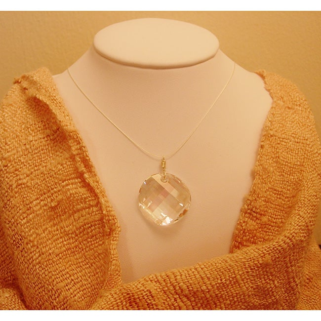 Crystal Full Moon Necklace (USA)