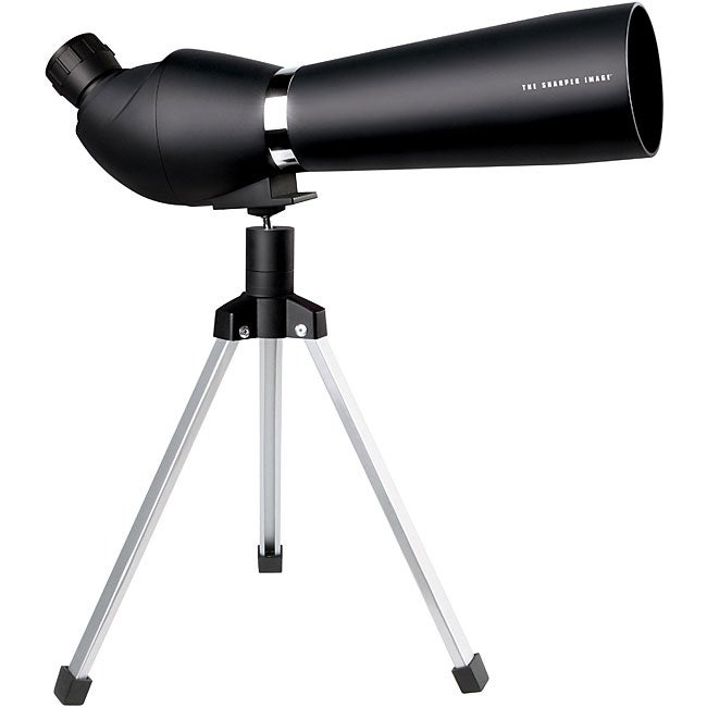 The Sharper Image 18-25x Spotting Scope with Tripod