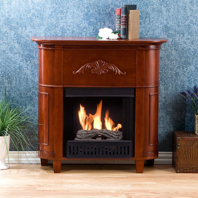 Connor Classic Mahogany Fireplace Free Shipping Today