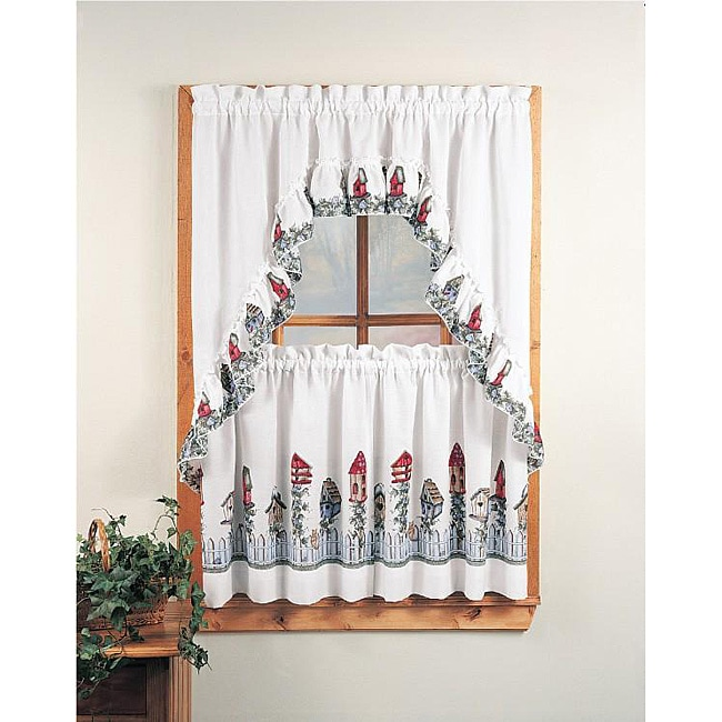 How To Hang A Swag Curtain