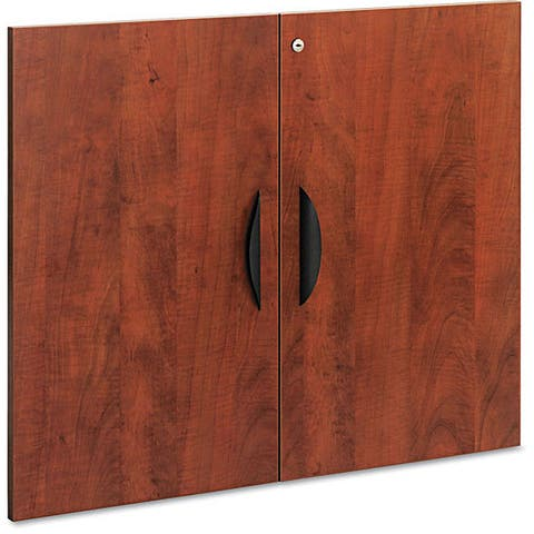 Alera Valencia Medium Cherry Bookcase Cabinet Door Kit