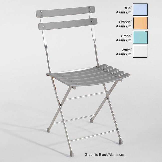 Cannes Folding Chair (Set of 4)