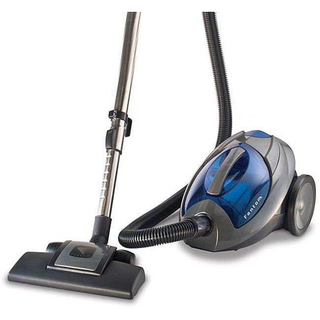 Euro Pro Fantom Canister Vacuum Free Shipping Today