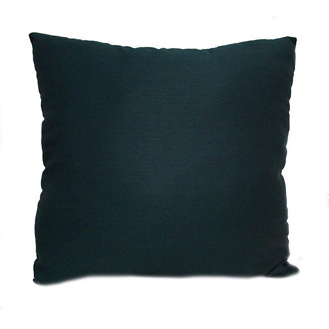 Julia Teal 24-inch Floor Pillow