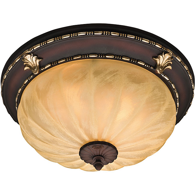 Bathroom Lighted Exhaust Fans hunter 82022 'lastrada' aged bronze lighted bathroom ventilation