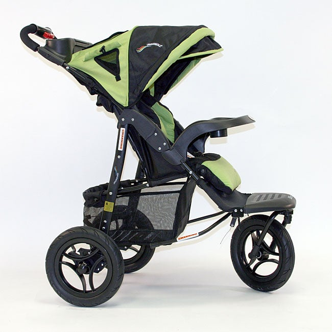 Go Go Babyz Urban Advantage Stroller in Leaf Green