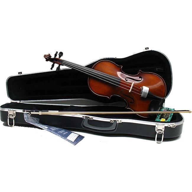 Glaesel VI31E4CH 4/4 Adult Seidel Violin Set