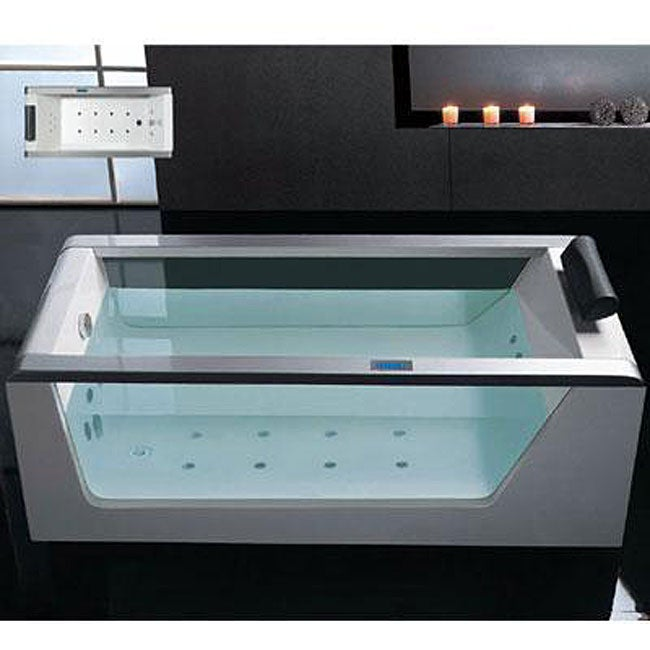Shop Ariel Victoria Whirlpool Tub - Free Shipping Today - Overstock ...
