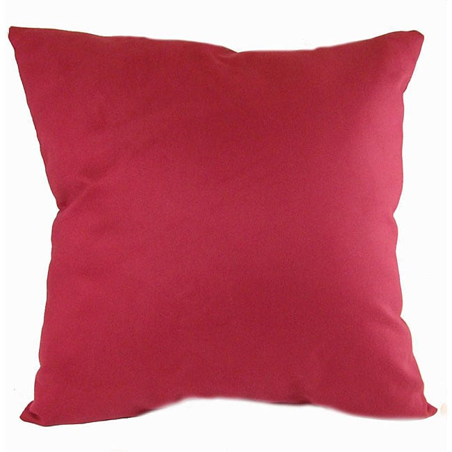 Ultrasoft Raspberry Throw Pillows (Set of 2) - Free Shipping On Orders Over $45 - Overstock.com ...