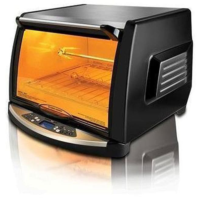 Black & Decker FC350 InfraWave Speed-cooking Countertop Oven - Free ...