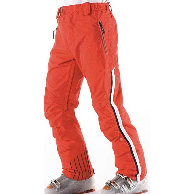 Shop Volkl Men S Team Speed Red Ski Pants Free Shipping