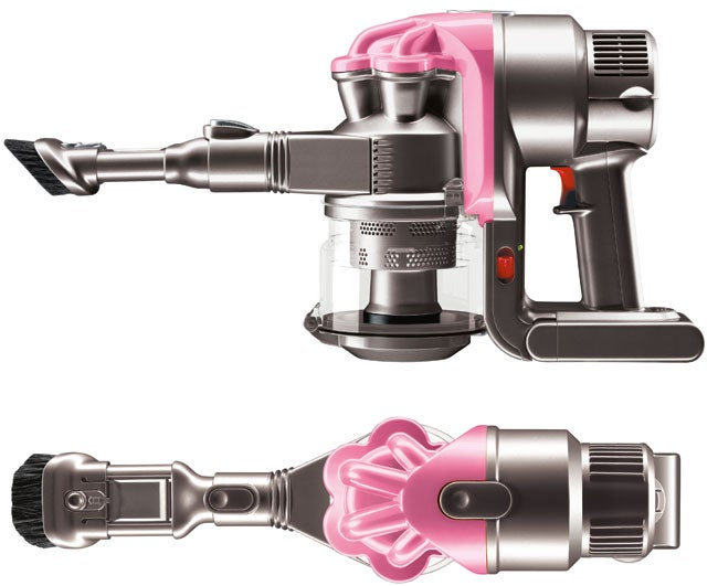 Dyson Dc16 Root 6 Pink Handheld Vacuum Cleaner New