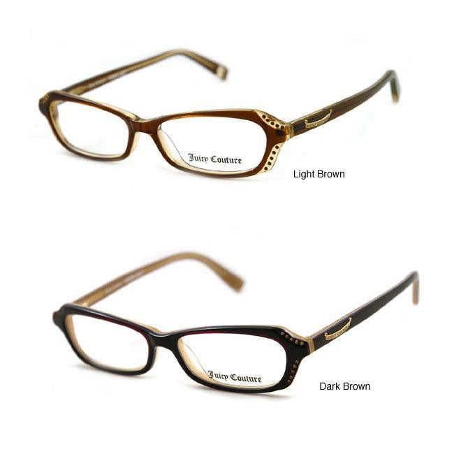 9cbcffb65fe5 Shop Juicy Couture  JC Bling  Women s Eyeglasses - Ships To Canada ...