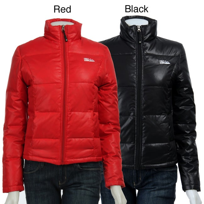 First Down Women&39s Bubble Jacket - Free Shipping On Orders Over