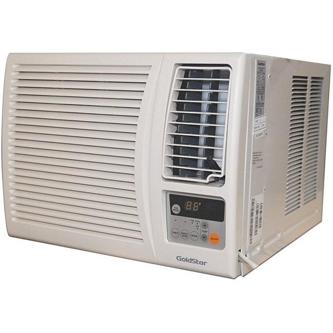 8000 Btu Window Air Conditioner Goldstar WG1005R 10,000 BTU Window Air Conditioner - Free ...