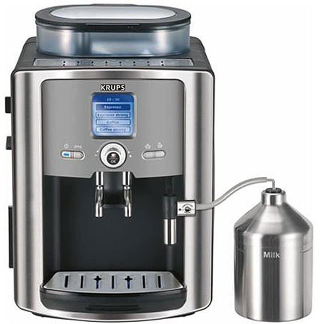 braun coffee and cappuccino machine