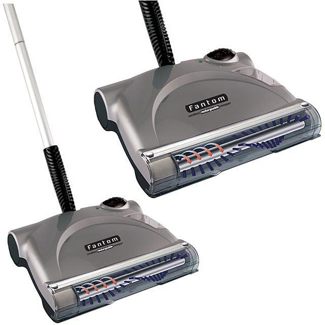 Euro Pro Fantom Cordless Sweeper Free Shipping Today