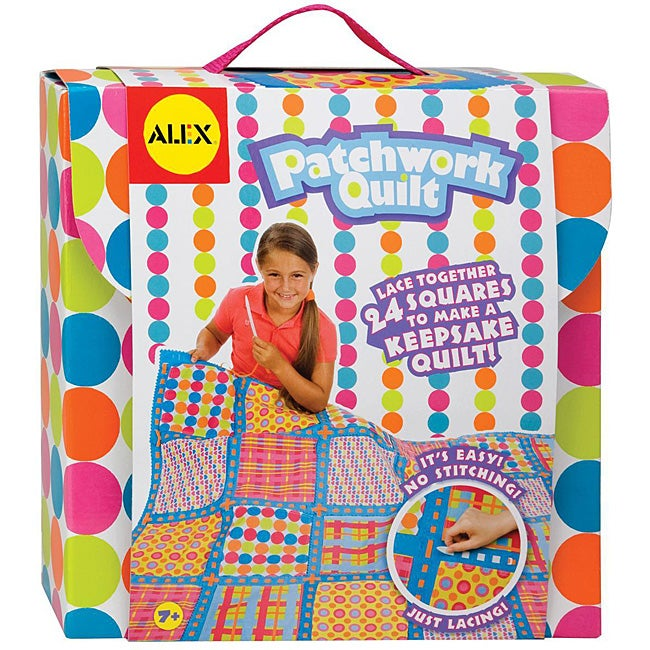 Alex Toys Patchwork Quilt Kit