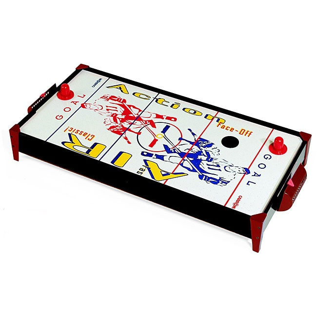 Face-off Air-powered Table Hockey Game