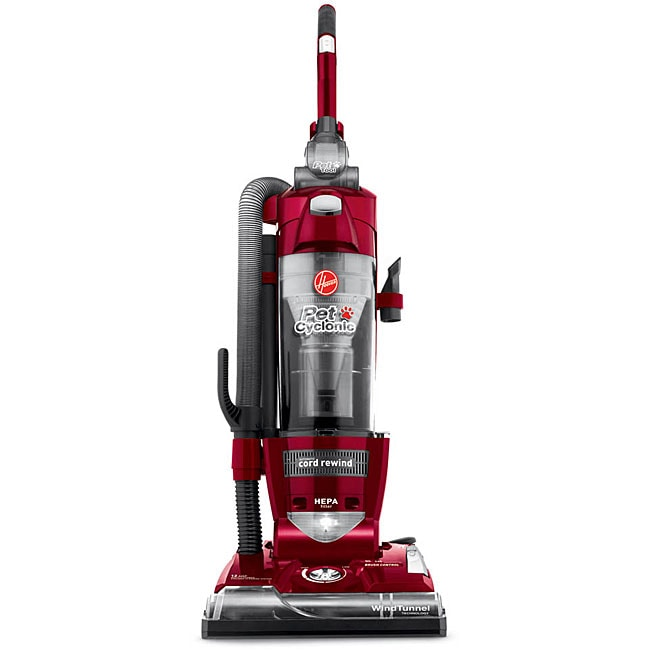 Hoover Pet Cyclonic Bagless Upright Vacuum