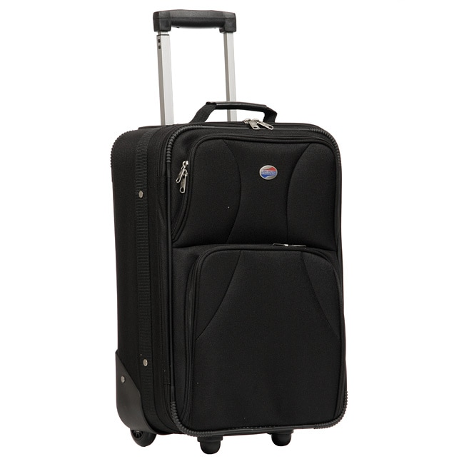 American Tourister 19-inch Upright Carry-on Luggage - Free ...