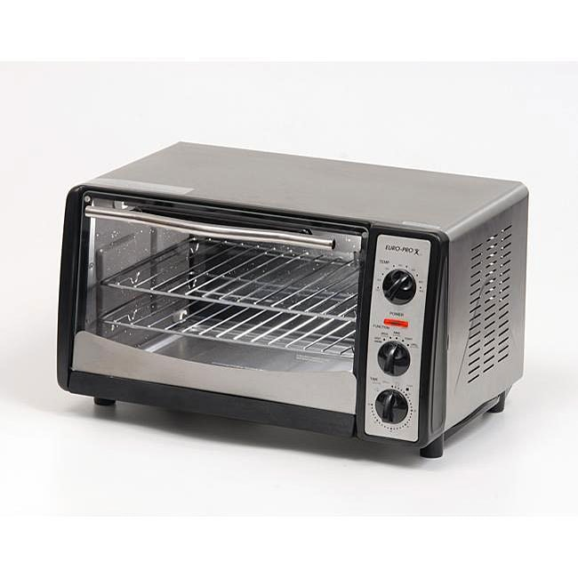 Shop Euro Pro Toaster Oven Free Shipping Today
