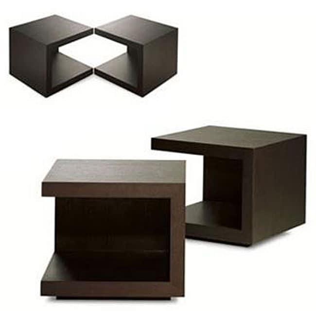 Ludlow Cube Nightstands (Set of 2)