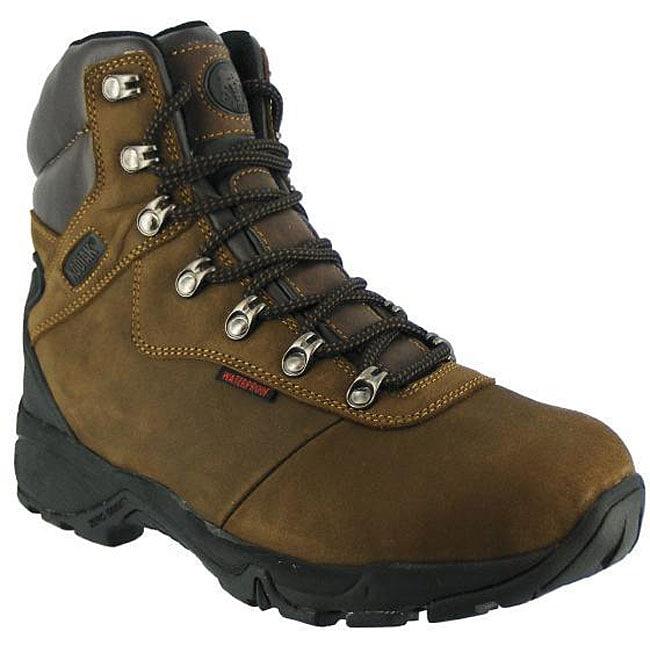 Kodiak Men's 'Logan' High-cut Brown Hiking Boots - Free Shipping ...